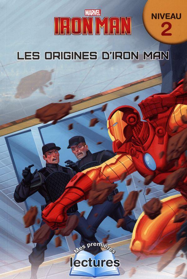 Marvel Iron man 3 : Les origines d'Iron man