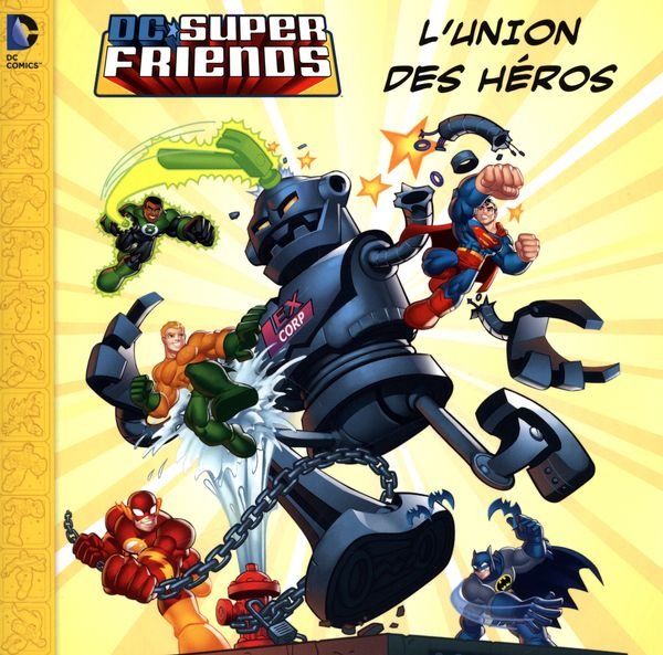 DC Super Friends - L'union des héros