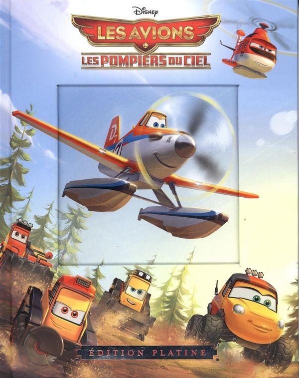 Disney - Les avions, Les pompiers du ciel
