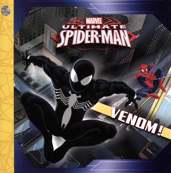 Marvel Ultimate Spider-Man - Venom!