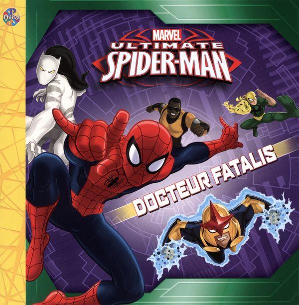 Marvel Ultimate Spider-Man - Docteur fatalis