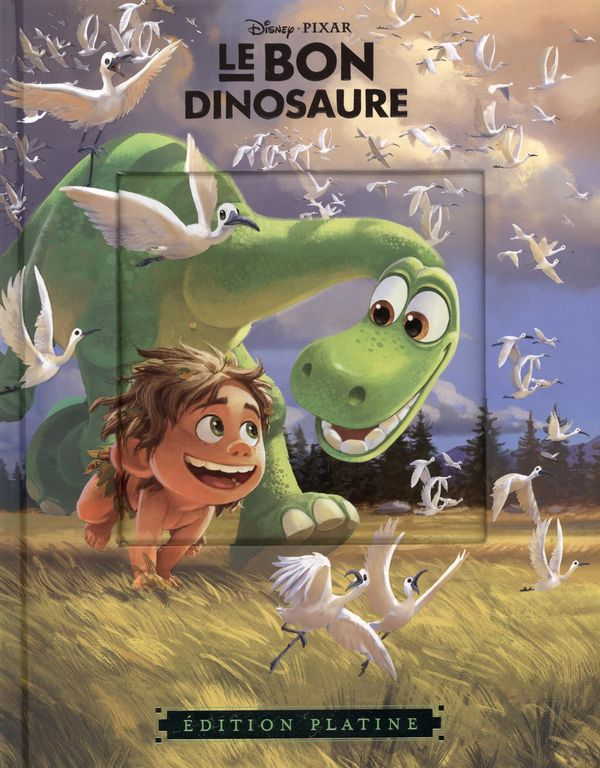 disney pixar le bon dinosaure distribution prologue - Dinosaure Disney