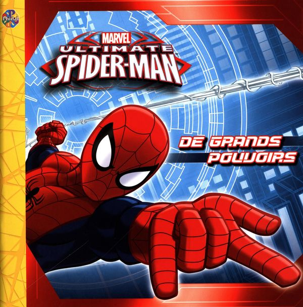 Marvel Ultimate Spider-Man  De grands pouvoirs