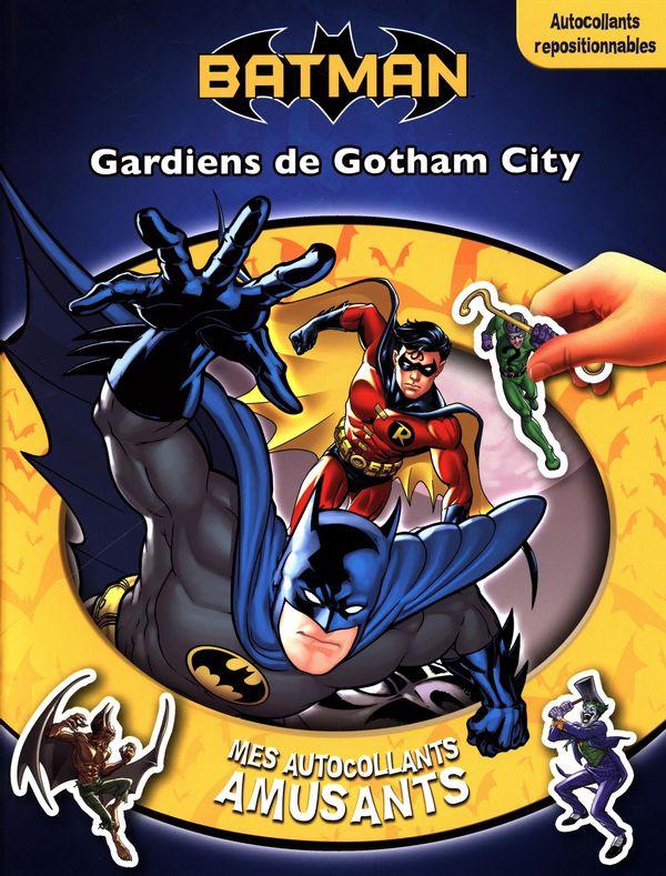 Batman : Gardiens de Gotham City