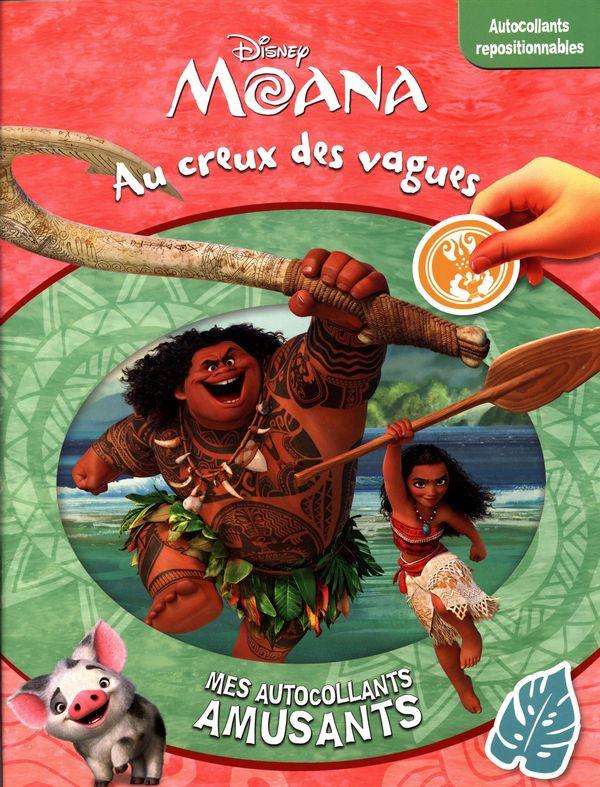 Disney - Moana : Au creux des vagues