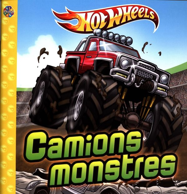 Hot Wheel - Camions monstres