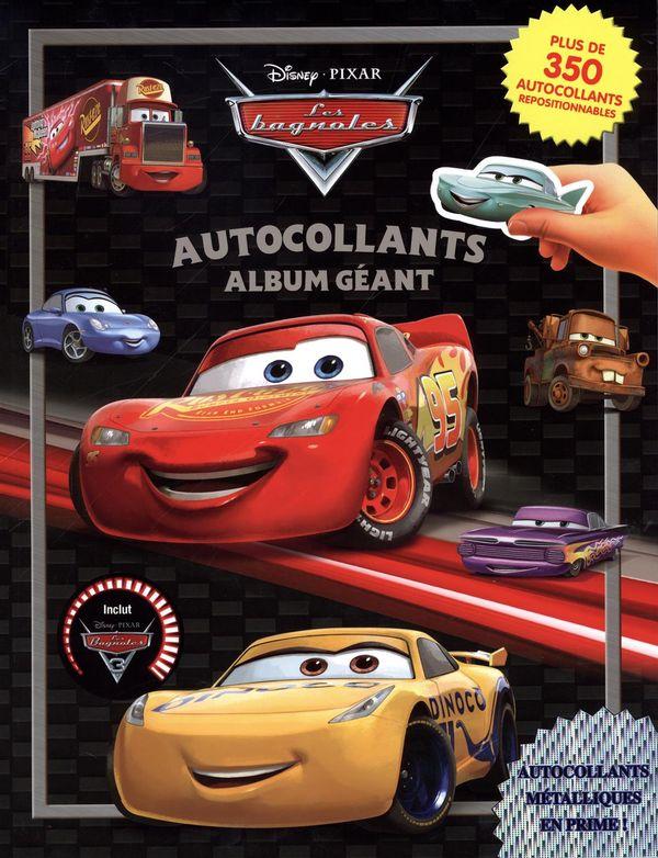Disney Pixar : Les Bagnoles