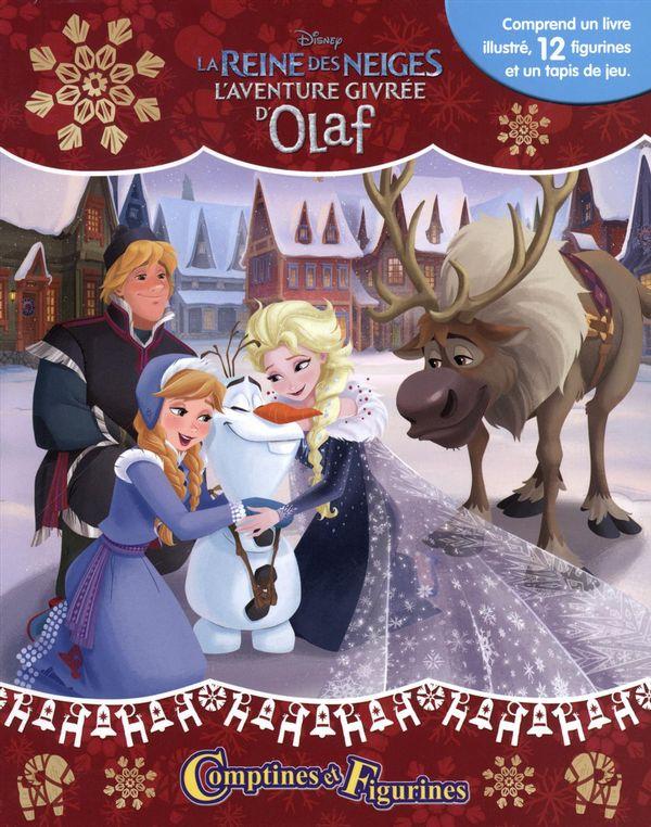 Disney La reine des neiges - L'aventure givrée d'Olaf