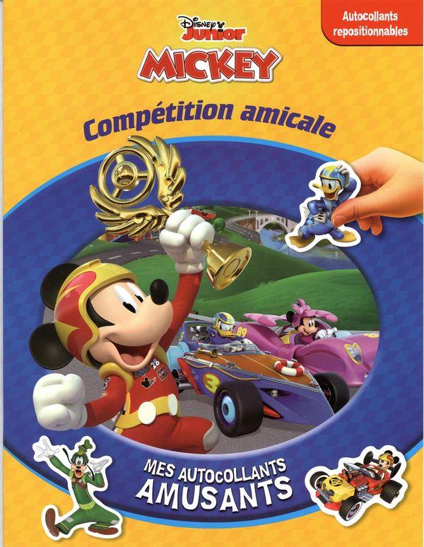 Disney Mickey et ses amis Top départ - Compétition amicale