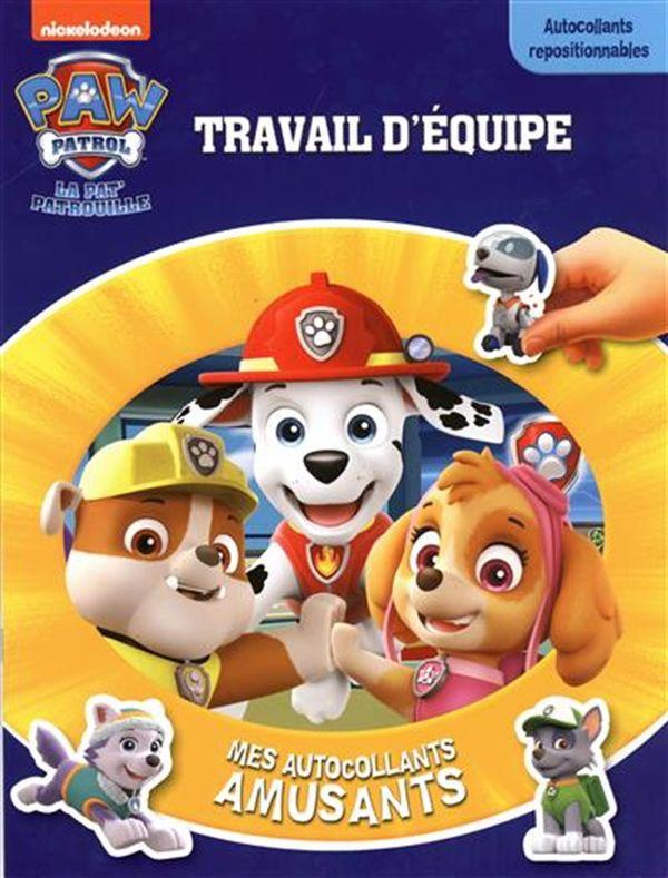 Pat' Patrouille La - Travail d'équipe