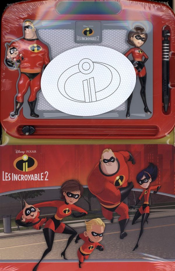 Disney Pixar : Les Incroyable 2