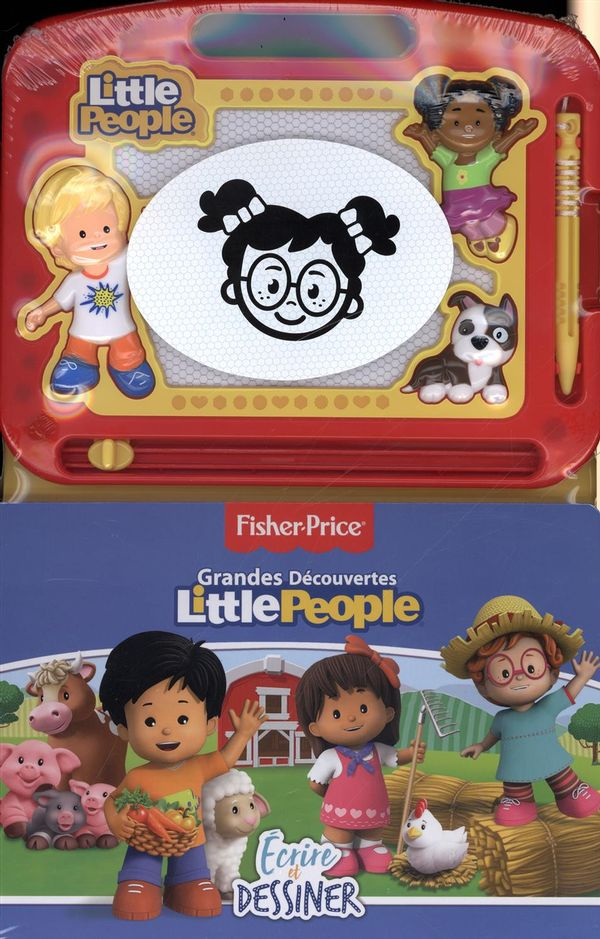 Fisher Price - Grandes Découvertes Little People