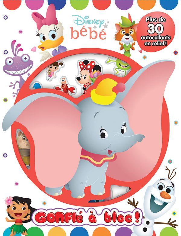 Disney bébé : Gonflé à bloc !