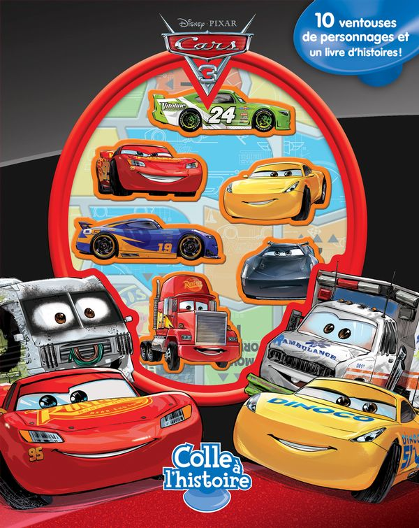 Disney Pixar - Les bagnoles 3