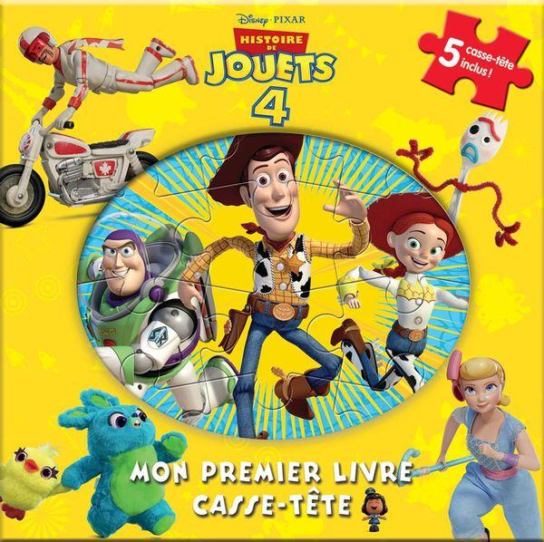 Disney histoire de jouets 4
