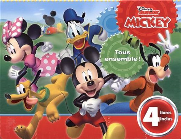 Disney Junior Mickey - Tous ensemble!
