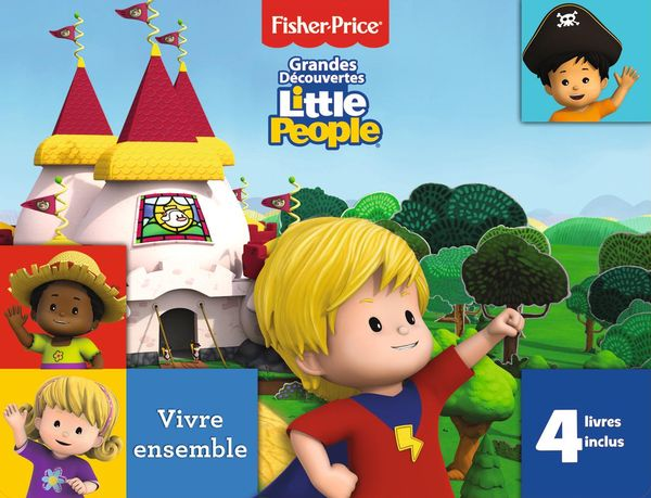 Fischer Price Little People