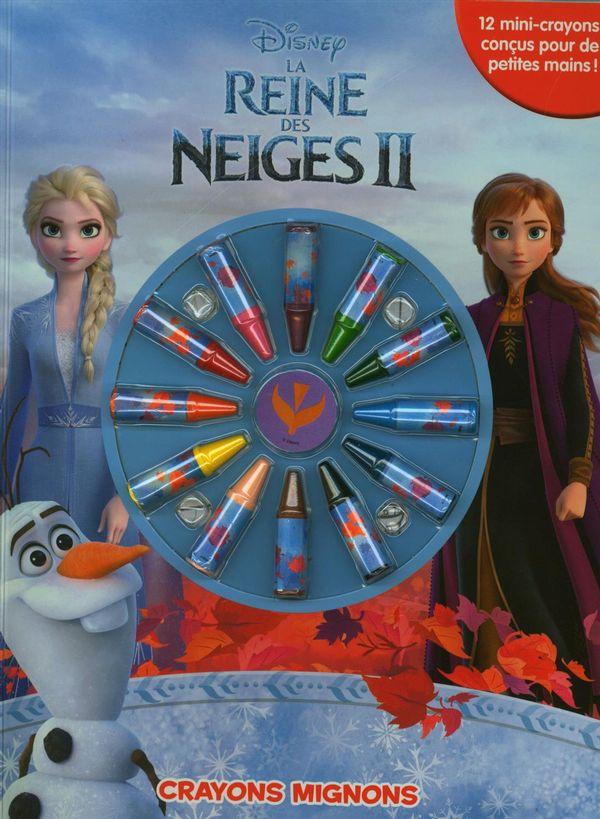 Disney : La reine des Neiges  II
