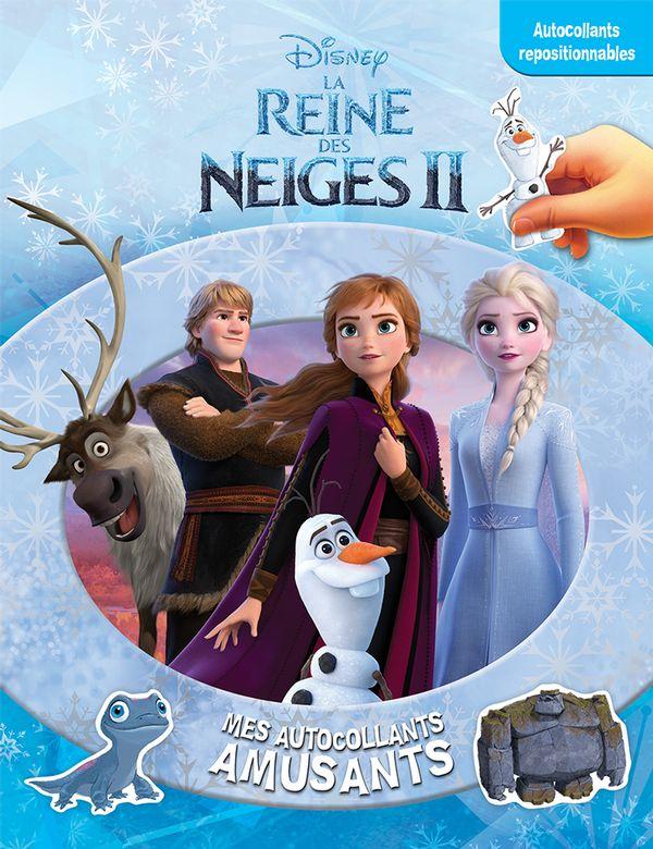 Disney La Reine des Neiges 2