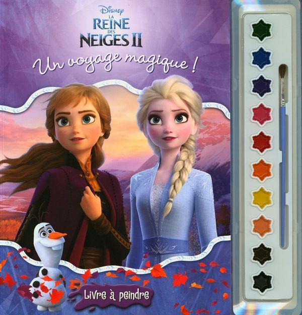 Disney Reine des Neiges La 2 Un voyage magique!
