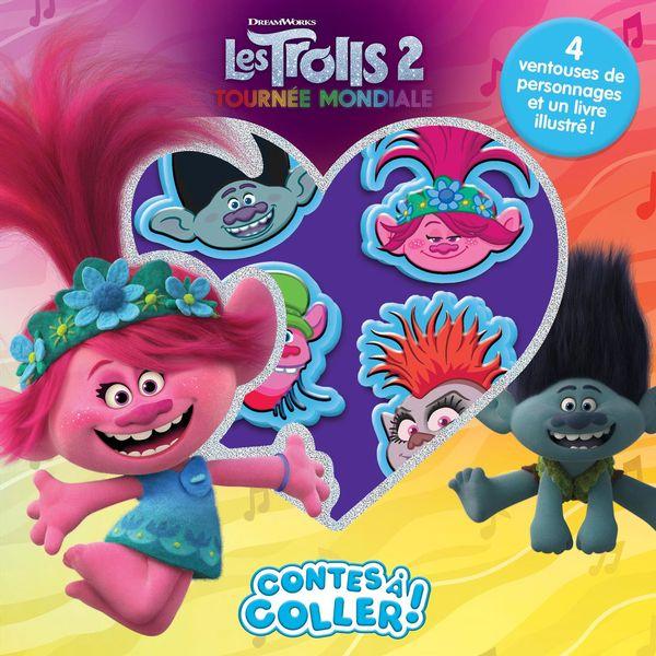 Univers des Trolls 2  Tournée mondiale
