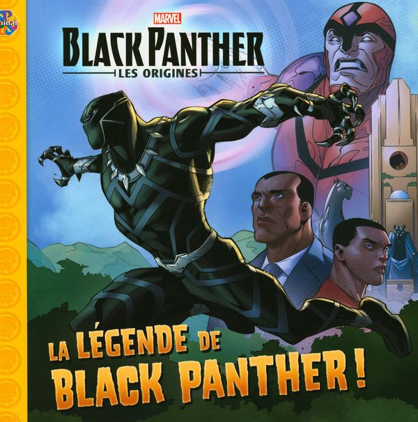 Marvel Black Panther Les origines : La légende de Black Panther!
