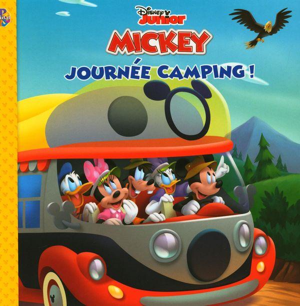 Disney Junior Mickey  Journée camping!