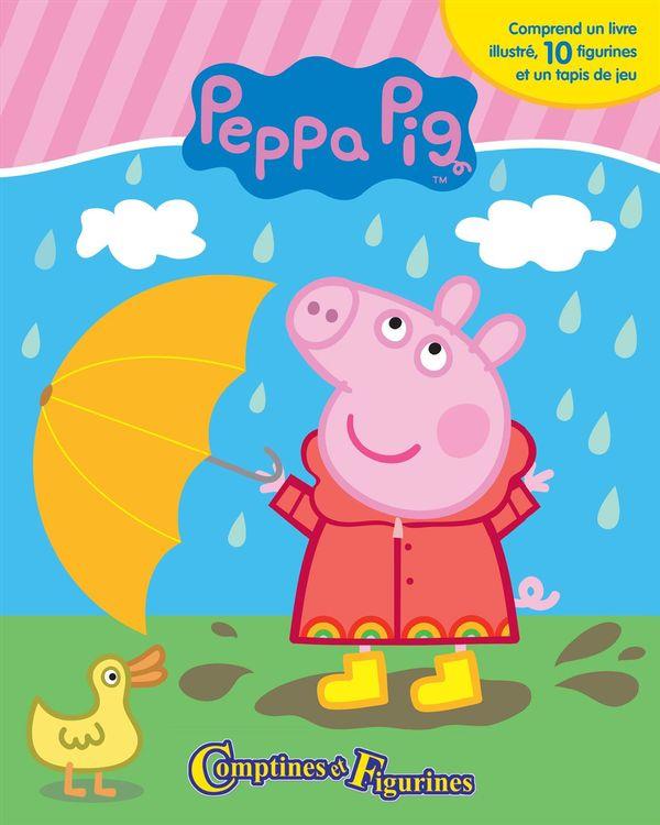 Peppa Pig - Comptines et figurines