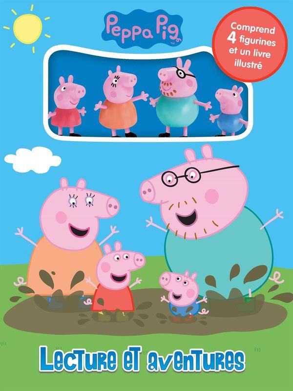Peppa Pig : Lecture et aventures
