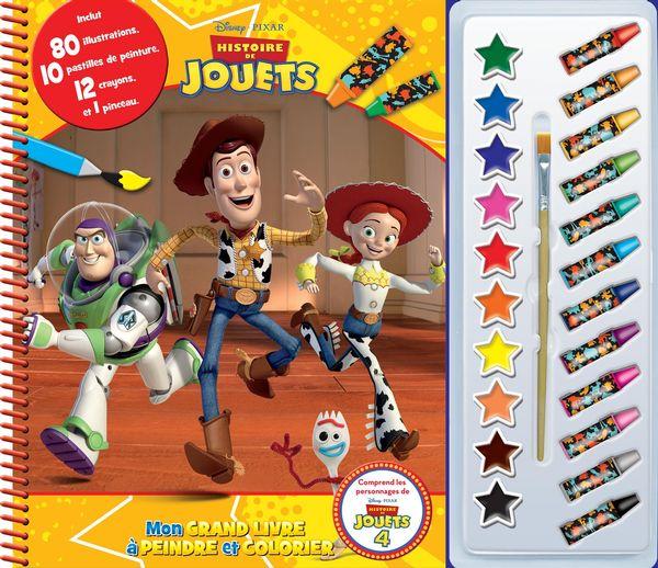Histoire de jouets