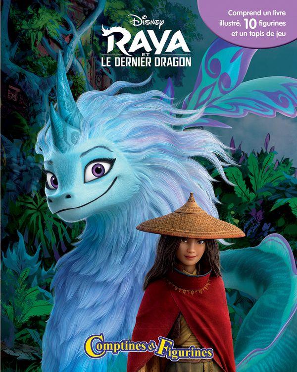 Raya et le dernier dragon : Comptines et figurines