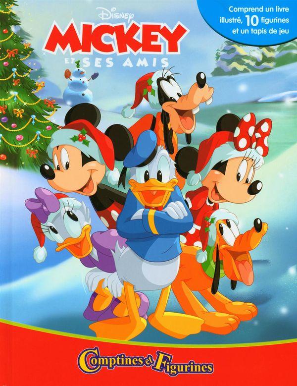 Disney Mickey et ses amis : Comptines et figurines