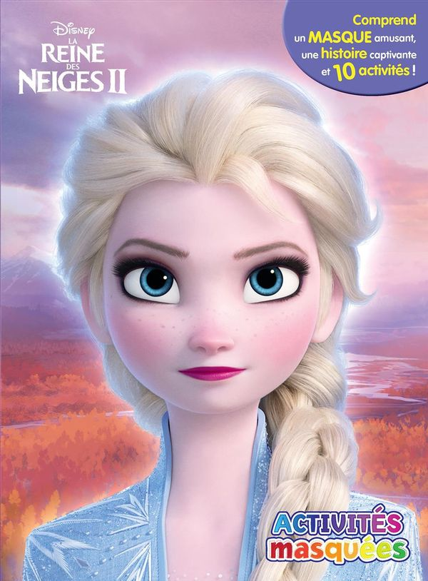 Disney La Reine des Neiges II
