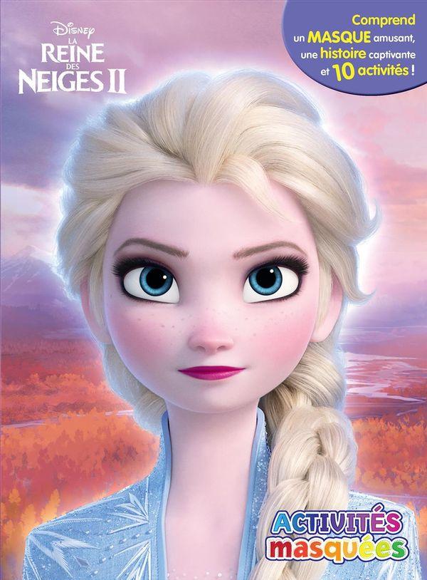 Disney La Reine des Neiges II : Activités masquées
