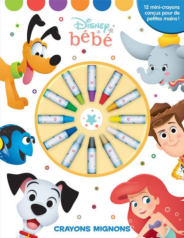 Disney bébé : Crayons mignons