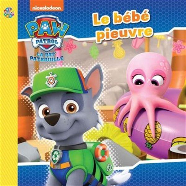La Pat' Patrouille : Le bébé pieuvre