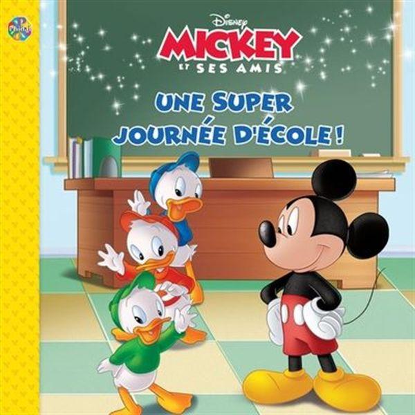 Mickey : Une super journée d'école!