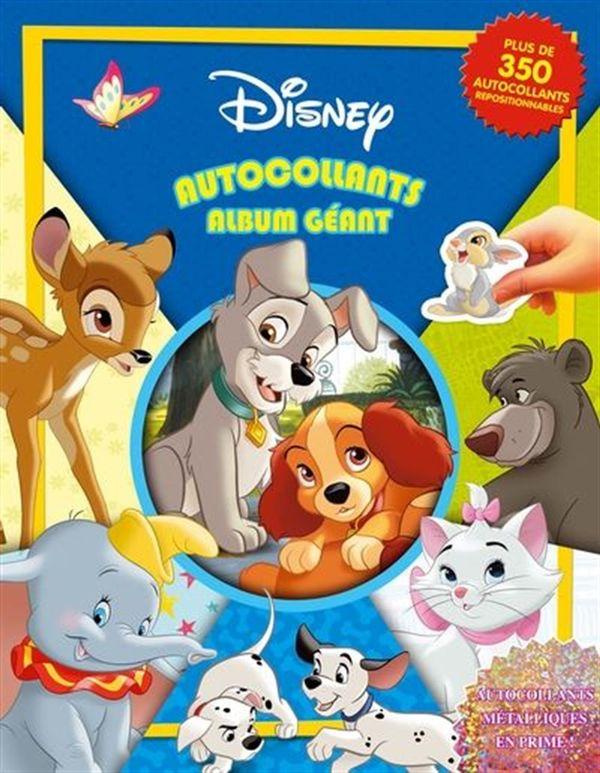 Disney : Autocollants Album géant