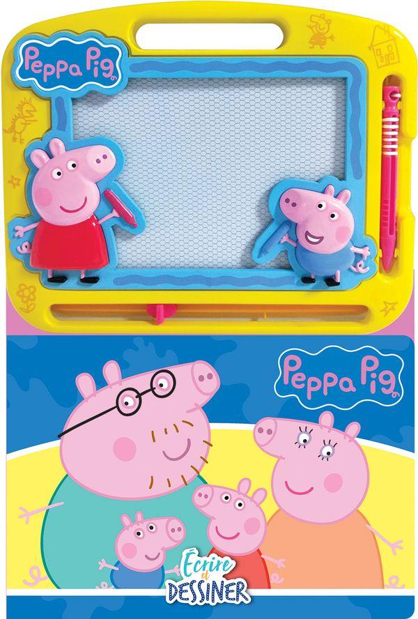 Peppa Pig - Tableau magnétique