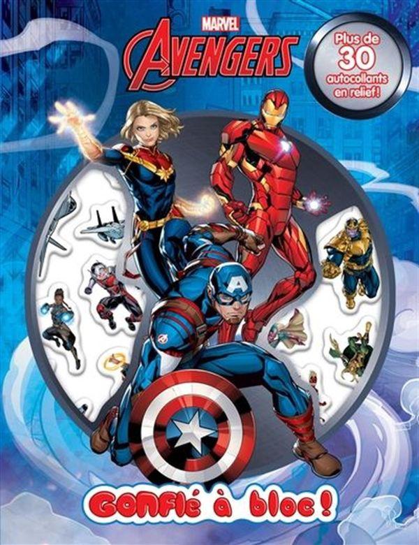Avengers : Gonflé à bloc