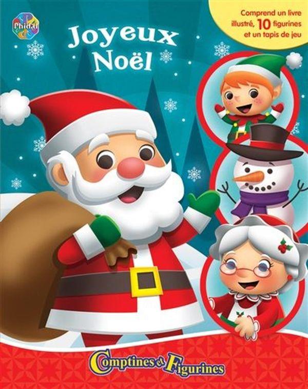 Joyeux Noël - Comptines et Figurines