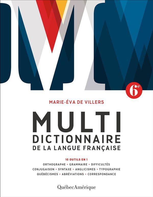 Le Multidictionnaire  6e édition