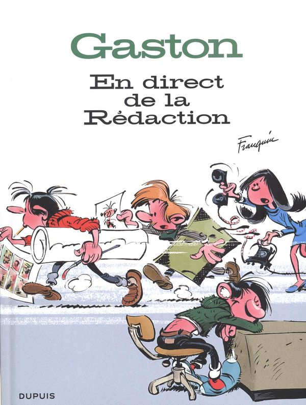 En direct de la rédaction 01