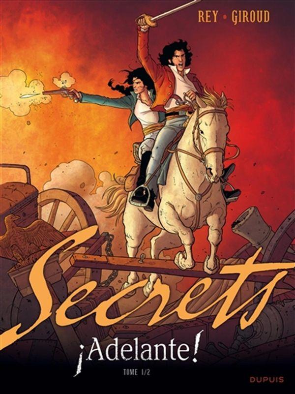 Secrets 01 : Adelante