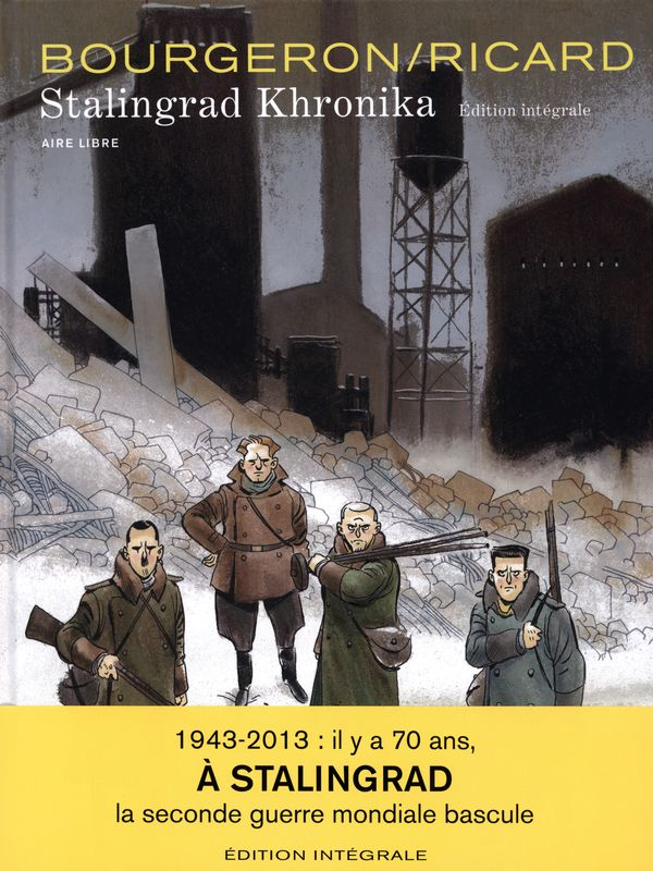 Stalingrad Khronika - Intégrale