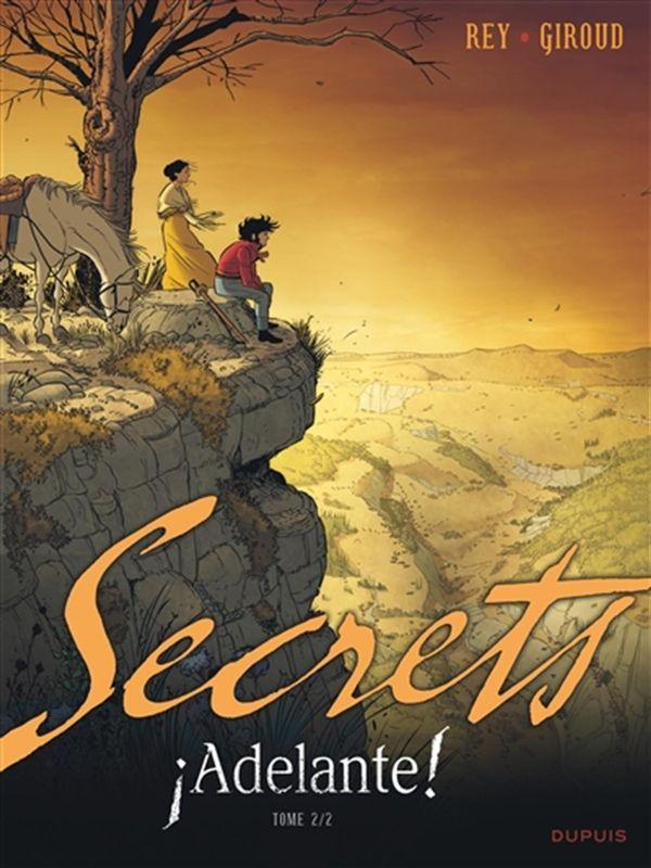 Secrets Adelante! 02