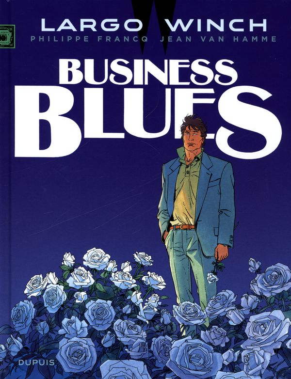 Largo Winch 04 : Business Blues (Grand format)