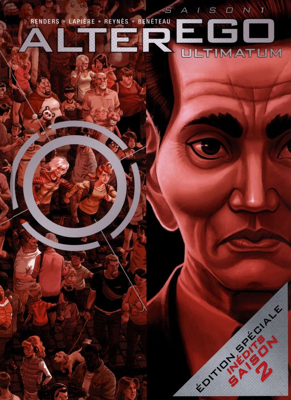 Alter Ego 07 Saison 1 : Ultimatum