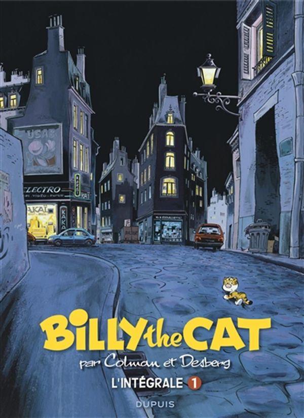 Billy the cat L'Intégrale 01