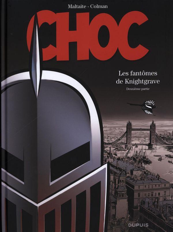 Choc 02 : Les fantômes de Knightgrave